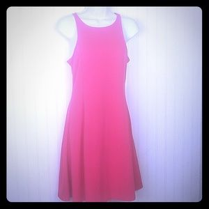 Old Navy tank dress pink